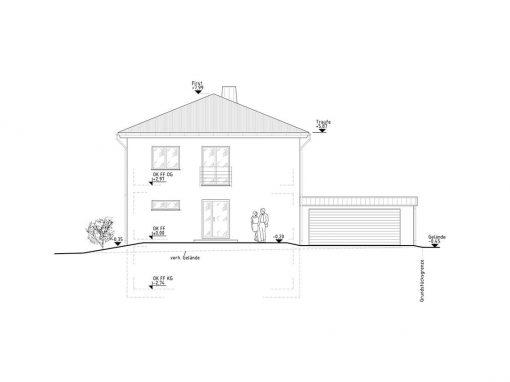 Einfamilienhaus – Lichtentanne