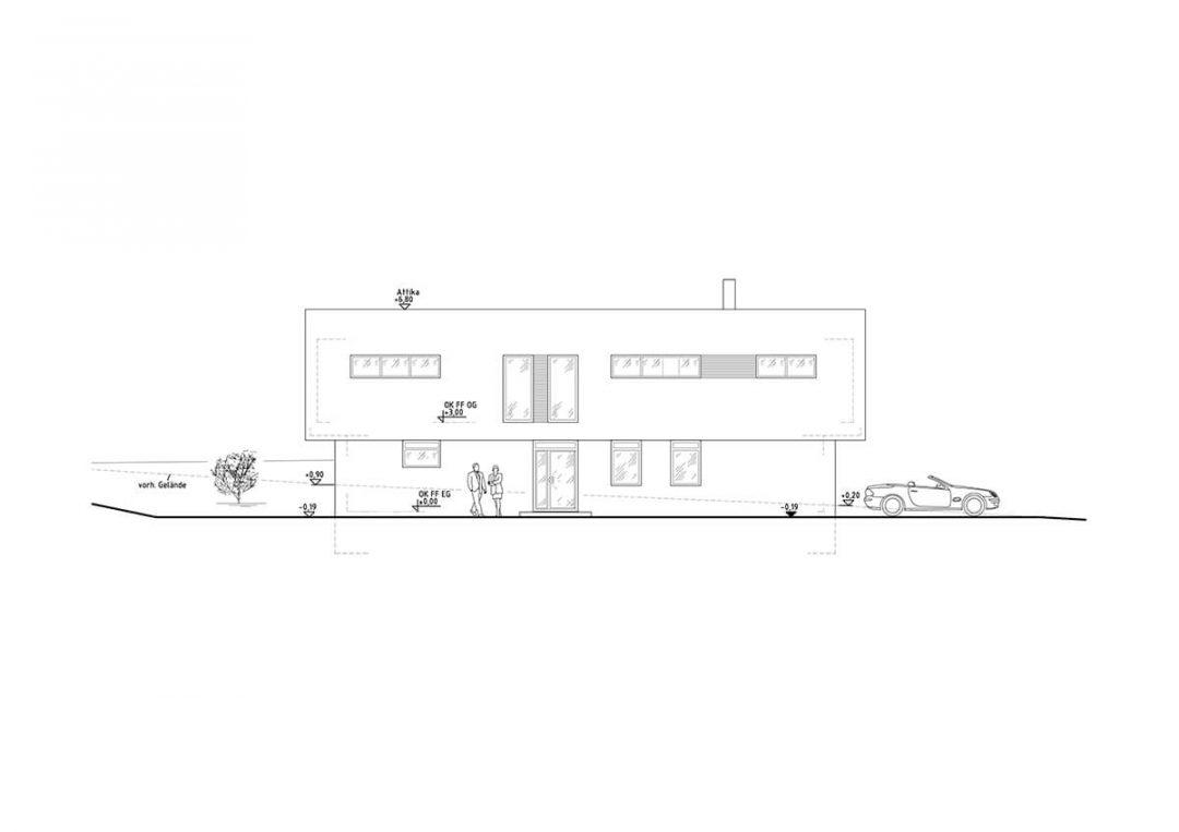 Einfamilienhaus – Neumark